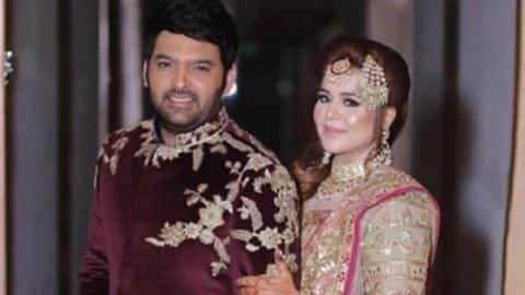Kapil Sharma-Ginni Chatrath to go for their honeymoon next month?