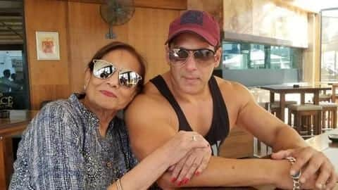 Salman buys expensive-SUV for mother, but she can't use it