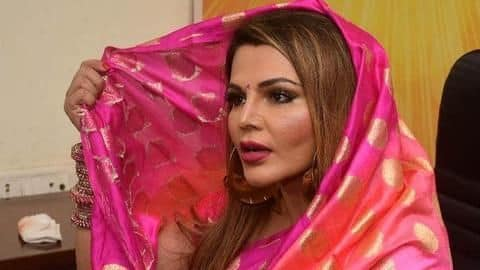 Rakhi Sawant accuses Tanushree Dutta of 'raping her several times'