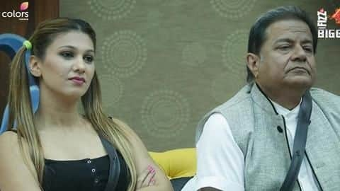 #BiggBoss12: Jasleen reveals real reason behind fake affair with Anup