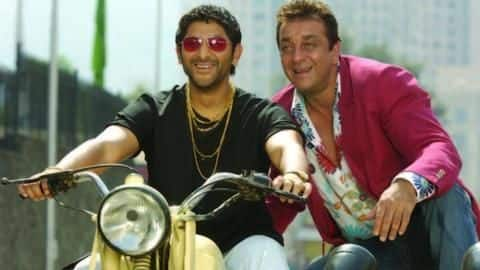Sanjay Dutt confirms 'Munnabhai 3' is happening, in scripting stage