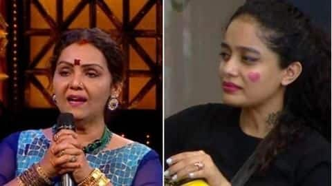 #BiggBossTamil3: Fathima Babu reveals Abhirami is suffering from depression