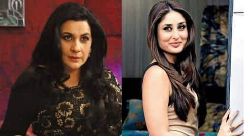 Kareena Kapoor opens up on her equation with Amrita Singh