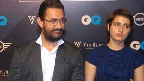 Fatima reveals the truth behind link up rumors with Aamir