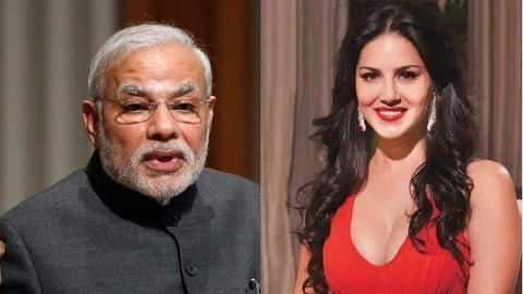 Sunny Leone beats PM, becomes 'Most Googled Celebrity' in India