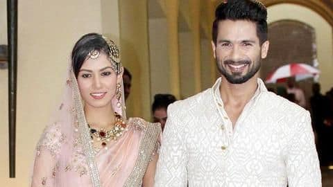 Shahid and Mira to get married again? Seems like it!