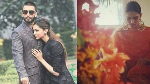 Ranveer and Deepika's wedding celebrations begin
