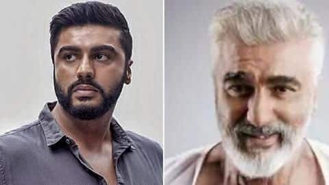 Want to know how an 80-year-old Arjun Kapoor would look?