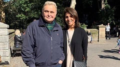 Rishi Kapoor talks about battling cancer, notifies about his return