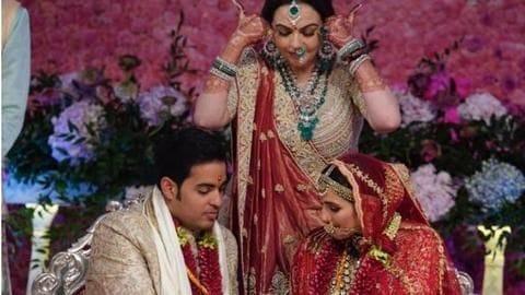 Nita Ambani's wedding gift for 'bahu' Shloka costs Rs. 300cr