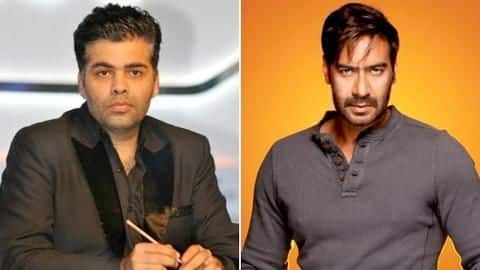 Two-years after ADHM-Shivaay clash, have KJo and Ajay made peace?