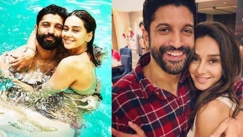 Farhan, Shibani seal their '365 days of togetherness'