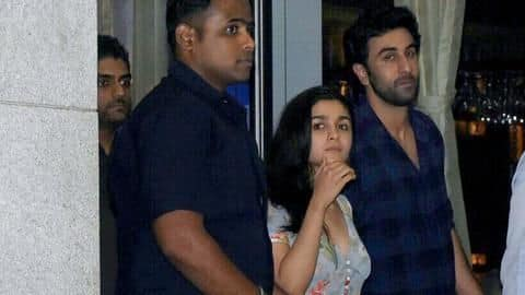 After famjam in NY, Ranbir, Alia are back in town