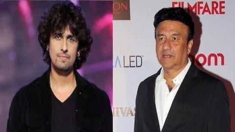 #MeToo: Sonu Nigam defends Anu Malik against sexual harassment allegations