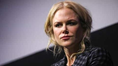 Nicole Kidman says being married to Tom Cruise protected her