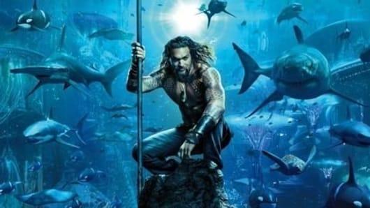 'Aquaman' beats 'Dark Knight Rises' in overseas collections