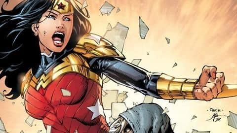 #ComicBytes: Five weird facts about Wonder Woman's body