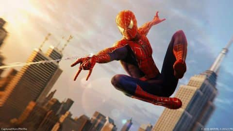 Christmas Special: 'Marvel's Spider-Man' for PS4 adds Tobey Maguire's suit