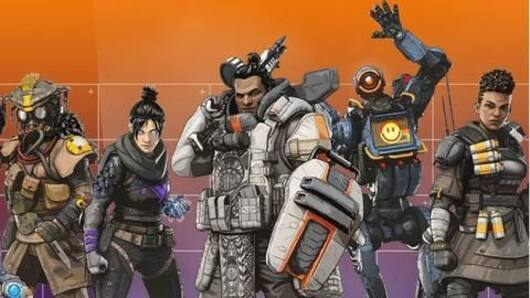 Find out the best guns for Apex Legends