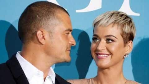 Katy Perry, Orlando Bloom get engaged on Valentine's Day