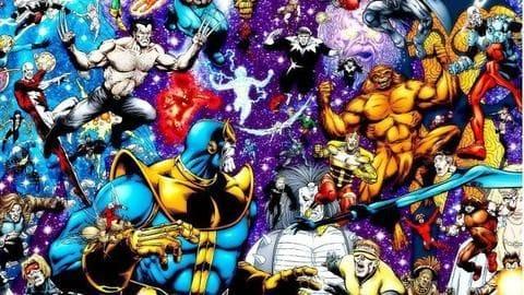 #ComicBytes: Five biggest battles in the Marvel Universe
