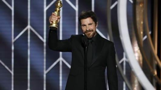 Church of Satan celebrates Christian Bale's Golden Globe