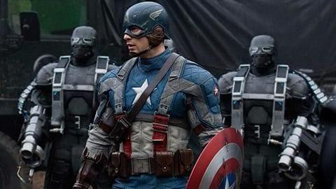 Robert Downey Jr responds to Chris Evans leaving Captain America role