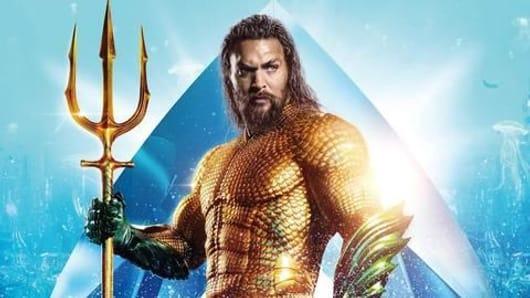 'Aquaman' hits 1 billion dollar mark in box-office
