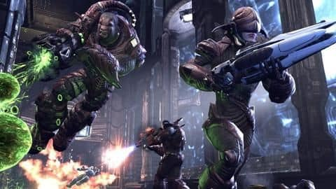 #GamingBytes: Unreal Tournament 4 officially canceled by Epic Games