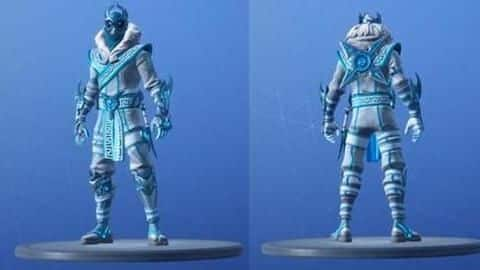 #GamingBytes: How and where to buy 'Fortnite' Snowfoot outfit