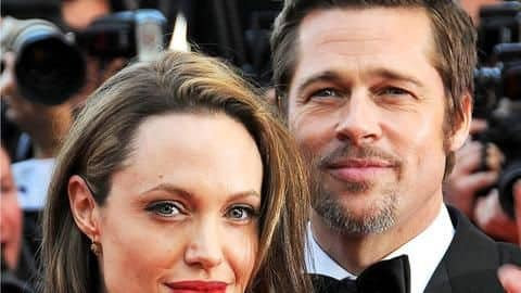 Post split-up, Angelina Jolie-Brad Pitt spotted together for first time