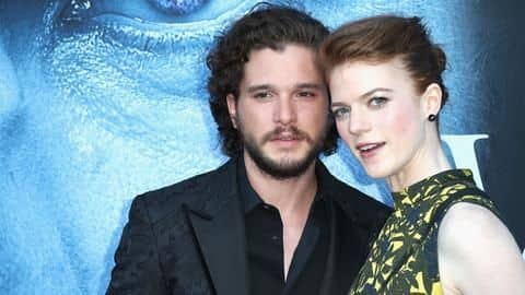 #GameofThrones: Harington reveals show's ending to wife, gets in trouble