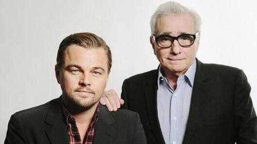 Leonardo DiCaprio, Martin Scorsese reunite for new movie