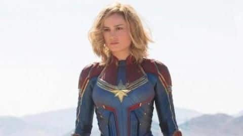 'Captain Marvel' new clip reveals exciting fight sequence on train