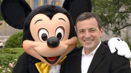 Can you guess how much Disney's CEO earns?