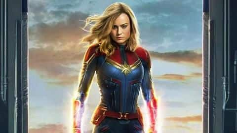 #GRAMMYs: Captain Marvel asserts her independence in newly released clip