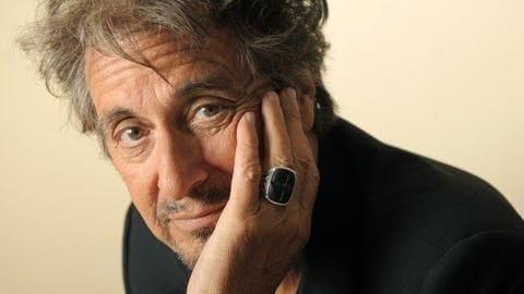 Al Pacino starring in Jordan Peele's Amazon series, 'The Hunt'