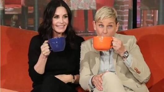 'F.R.I.E.N.D.S' star Courteney Cox joins Instagram