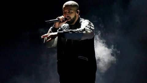 Drake kisses, gropes underage girl on stage, caught on video