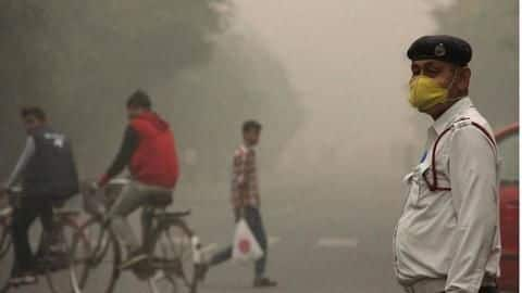 Delhi: Emergency action plan rolled out to combat 'worsening' air-pollution