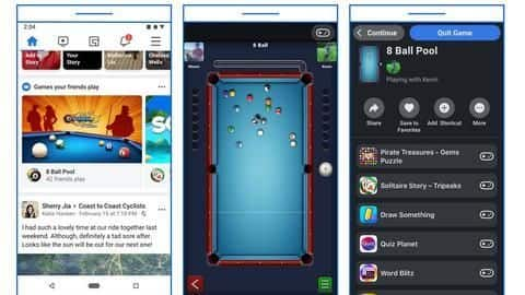 Soon, Facebook will remove Instant Games from Messenger