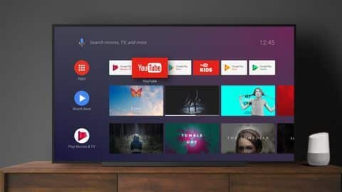 Soon, your Android TV will get Google Assistant routines