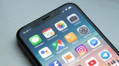 Now, you can fix frame drop issue in iPhones