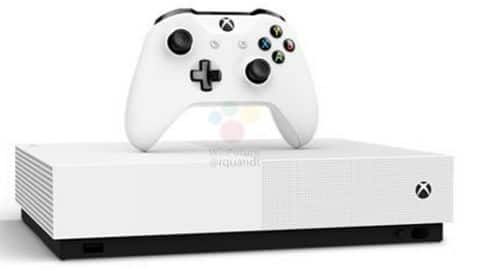 Xbox One S All Digital: Price, features, launch date revealed