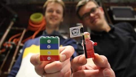 This is the world's 'coolest' LEGO set. Literally!