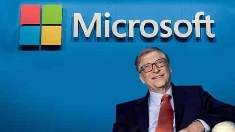 Bill Gates steps down from Microsoft's board: Here's why