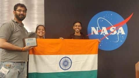 Indian students just won NASA's Human Exploration Rover Challenge