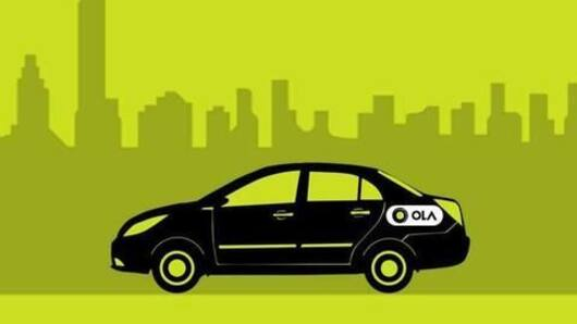 Ola nears $6bn valuation in latest funding round