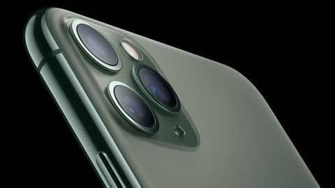 Apple's iPhone 11 family will warn on detecting third-party screen