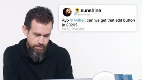 Twitter will 'probably never' get an edit button, says Dorsey